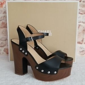 New Michael Kors Leonor Platform Sandals